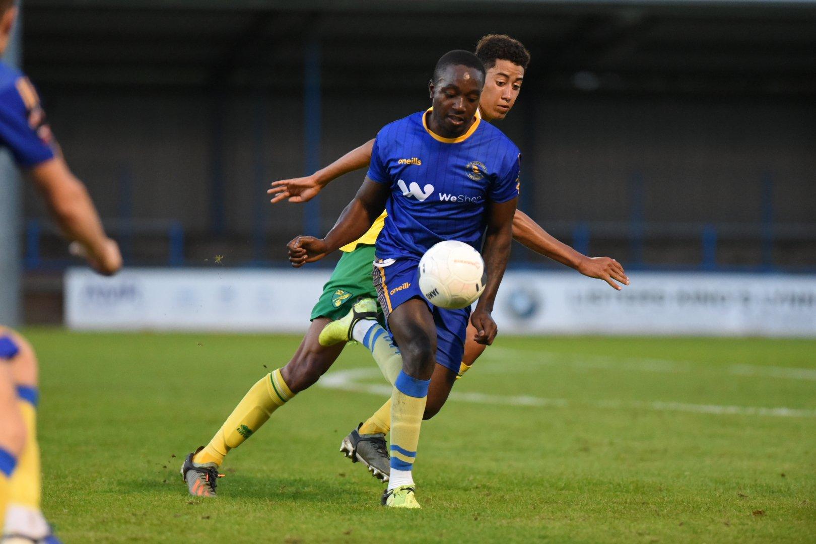 Loza Norwich City U23